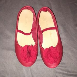 Old Navy red shoes